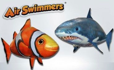 Peces Voladores AirSwimmers