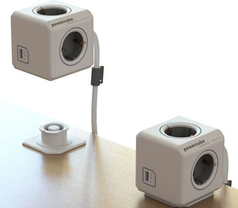 power cube extended usb