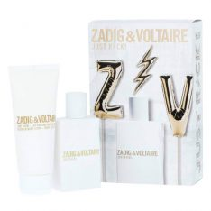 Kit Permufe de Mujer Just Rock! Zadig & Voltaire 2pcs - Regaletes